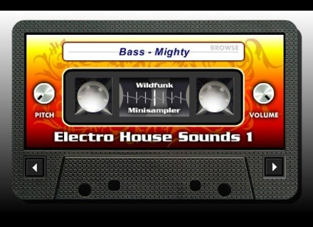 Wildfunk Electro House Sounds 1