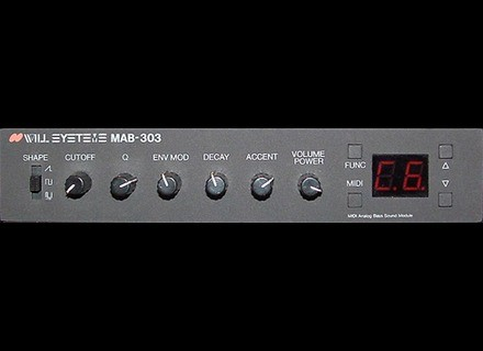 Will Systems MAB-303