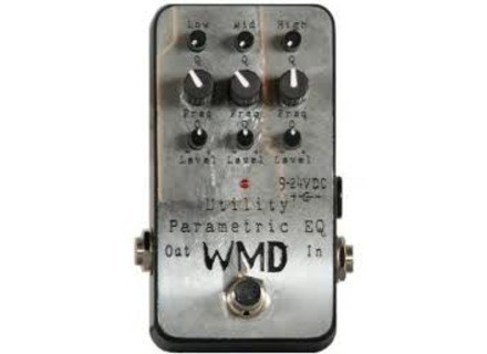 Pictures and images WMD The Utility Parametric EQ - Audiofanzine