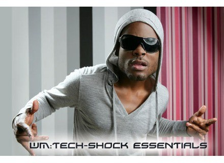 WOLSFRAEKTROES TECH-SHOCK ESSENTIALS