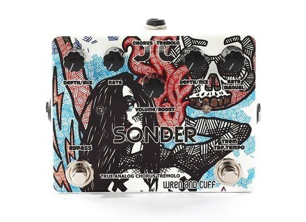 Wren and Cuff Sonder Chorus-Tremolo