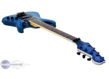 WSL Guitars Blue Line