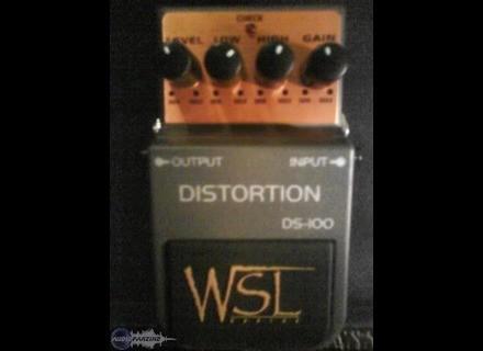 WSL Guitars DS-100 Distortion