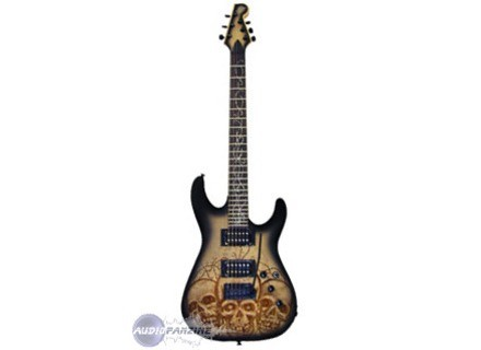 WSL Guitars The Bone