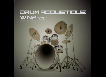 WSProAudio Drum Acoustique WNP Vol 1 ( freeware )