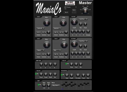 WSProAudio ManiaCo