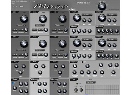 WSProAudio Mogo Ultra
