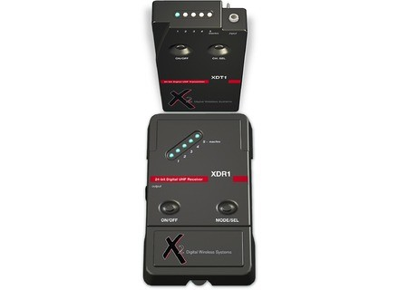 X2 Digital Wireless XDS95 Digital Wireless System