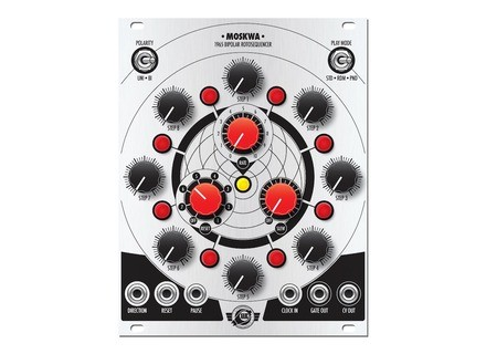 XAOC Devices Moskwa RotoSequencer