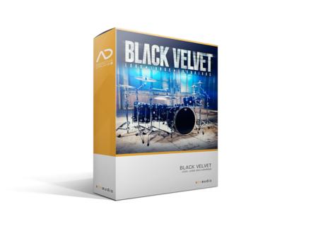 XLN Audio AD2 ADpak Black Velvet