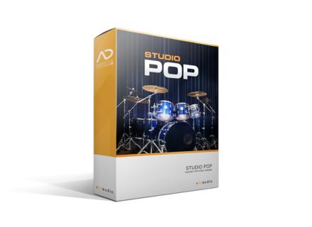 XLN Audio AD2 ADpak Studio Pop