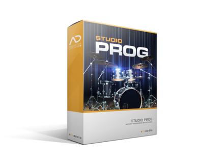 XLN Audio AD2 ADpak Studio Prog