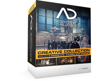 Videos XLN Audio Addictive Drums 2: Creative Collection