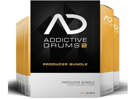 XLN Audio Addictive Drums 2 Producer