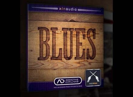XLN Audio Blues MIDI Pak