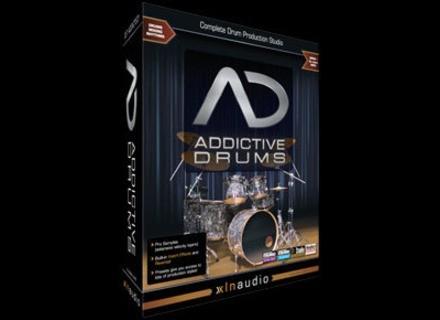 XLN Audio Funk AD Pak for Addictive Drums
