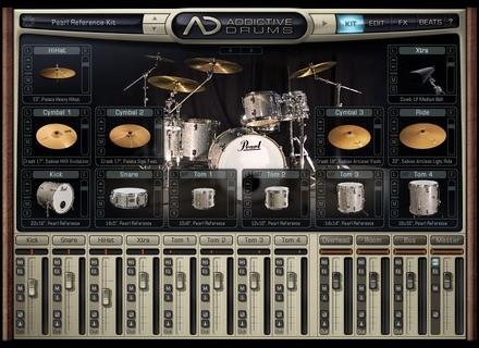 XLN Audio Funk ADpak