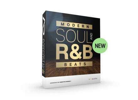 XLN Audio Modern Soul and R&B Beats MIDIpak