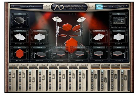 XLN Audio Reel Machine ADpack