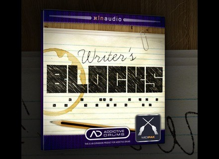 XLN Audio Writer's Blocks MIDI Pak