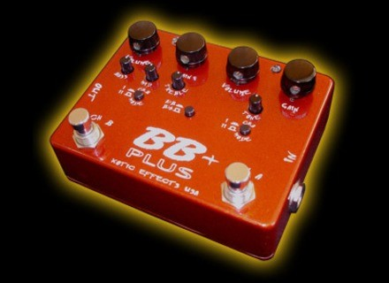 Xotic Effects BB Plus