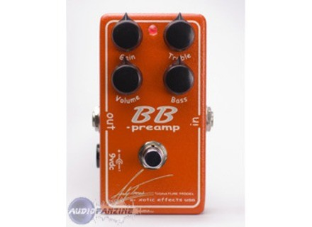Xotic Effects BB Preamp - Andy Timmons Signature Model