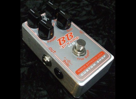Xotic Effects BB Preamp - Mid Boost (Custom Shop)