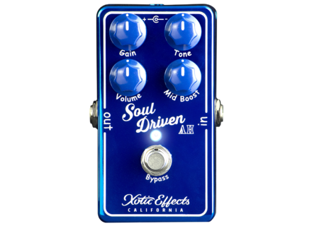 Xotic Effects Soul Driven AH