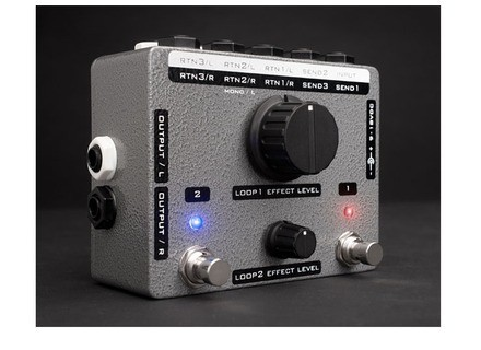 Xotic Effects Stereo X-Blender