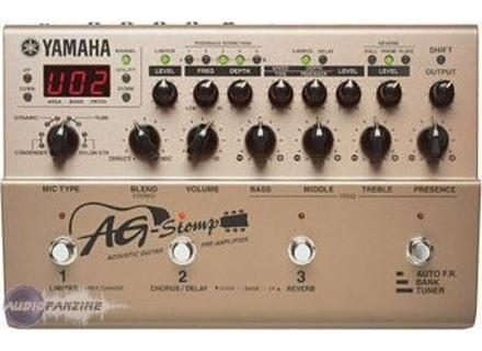 Yamaha AG Stomp