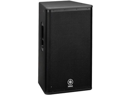 User reviews yamaha dsr115 audiofanzine for Yamaha powered speakers review