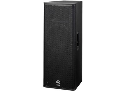 User reviews yamaha dsr215 audiofanzine for Yamaha powered speakers review