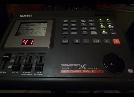 Yamaha DTX V2.0 Module