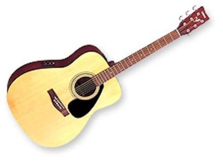 guitares Yamaha datant