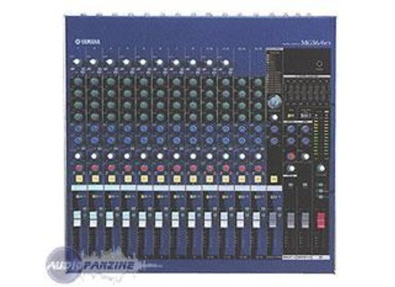table de mixage yamaha mg10/2