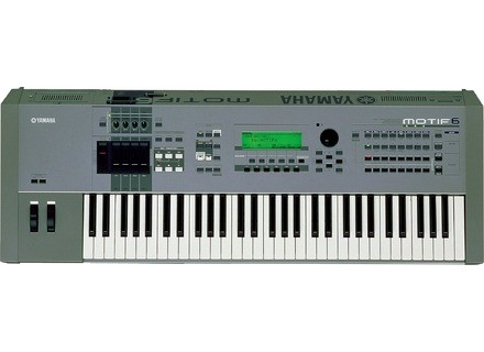 Yamaha MOTIF 6
