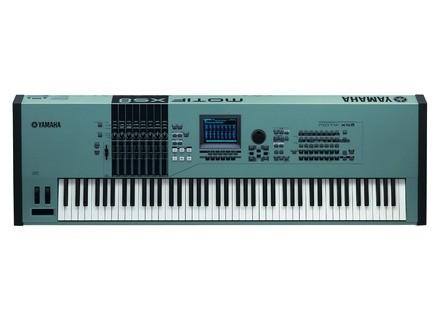 Yamaha Motif XS Editor VST