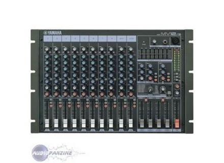 Mv12 6 yamaha mv12 6 audiofanzine for Table de mixage yamaha 6 pistes