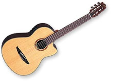 excellent guitar reviews yamaha ncx900r audiofanzine. Black Bedroom Furniture Sets. Home Design Ideas