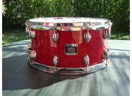 "Yamaha Oak Custom Snare 14x6.5"""