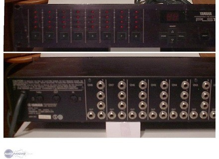 Yamaha PLS1 Midi Controlled Audio Switcher