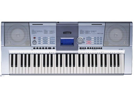 user reviews yamaha psr 295 audiofanzine