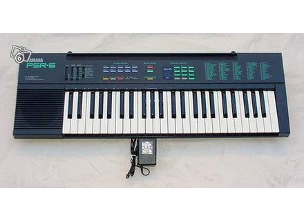 yamaha psr 6 average used price audiofanzine rh en audiofanzine com yamaha psr-6 keyboard manual Yamaha PSR-6 Keyboard Stand