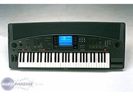 User reviews yamaha psr 8000 audiofanzine for Yamaha 3 octave keyboard