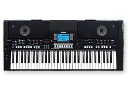 Yamaha psr s550b image 381061 audiofanzine for Yamaha keyboard i425