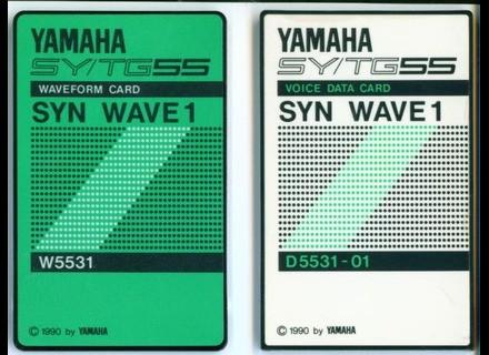 Yamaha S5531 - SYN WAVE 1