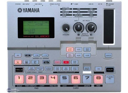 Yamaha SU200