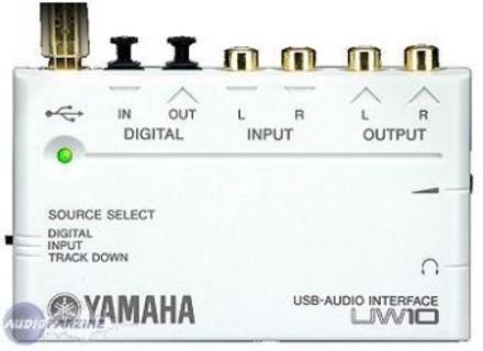 Yamaha UW10