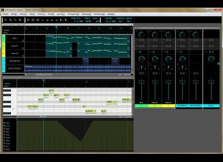 Yamaha Vocaloid3
