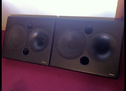 Yamaha wf112m image 524008 audiofanzine for Yamaha stage monitors
